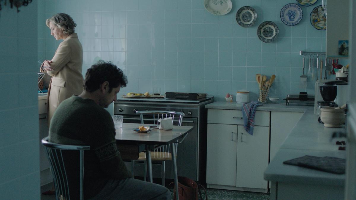 """Imagen del corto """"A la cara"""", interpretado por Sonia Almarcha y Manolo Solo"""