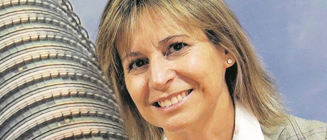 Carolina Roca, directora del grupo roca