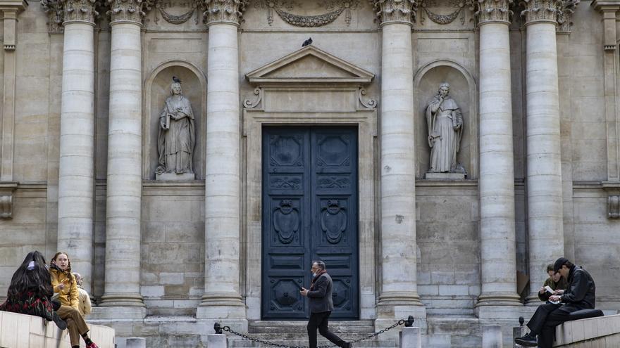 Los hospitales vuelven a dar señales de alarma en Francia