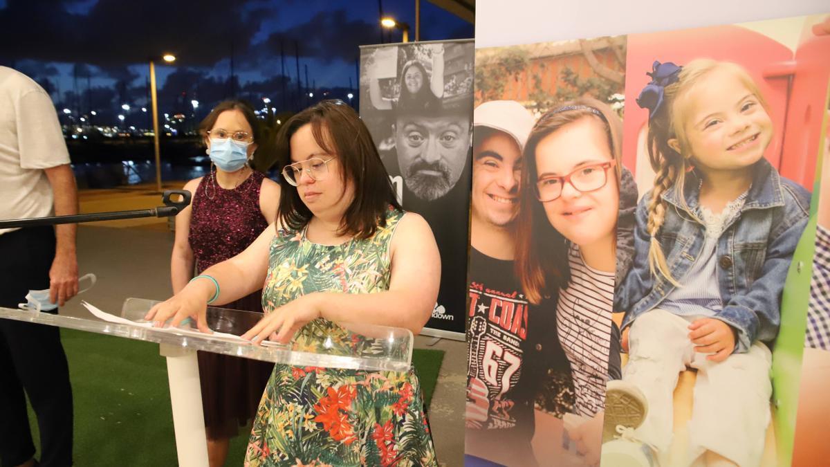 La Fundación Asindown celebró el pasado miércoles un acto