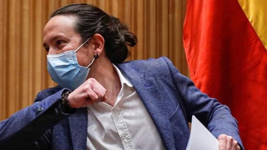 Iglesias diu que no es presentarà a la reelecció com a secretari general de Podem
