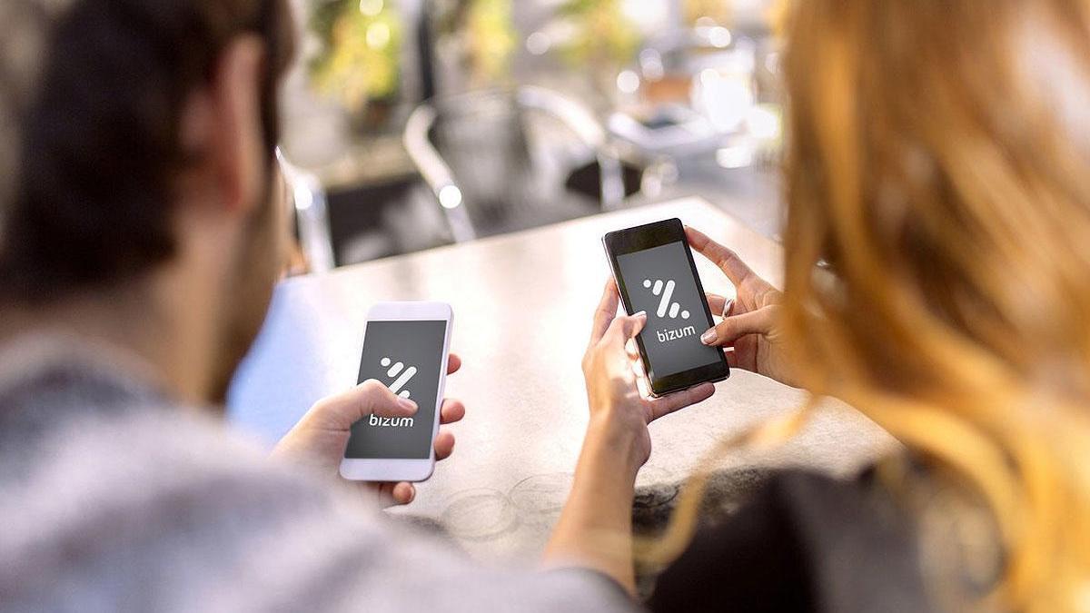 Bizum, una herramienta de pagos a través del móvil.