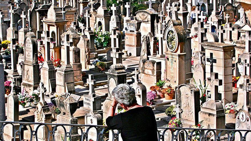 Mallorca war beim Bau von Friedhöfen Vorreiter