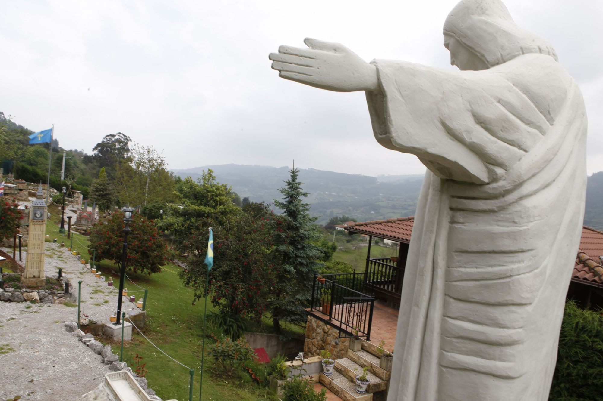El museo de las réplicas de Gijón ya tiene su homenaje a la minería