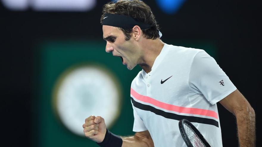 Roger Federer gana en Australia y suma su vigésimo título de Grand Slam