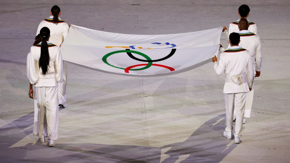 Ceremonia inaugural de los Juegos Olímpicos de Tokio