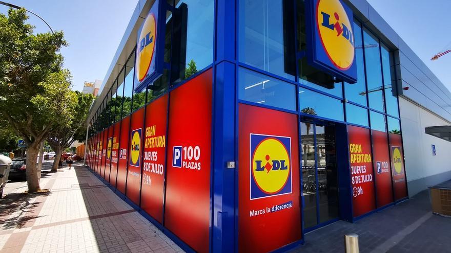 Lidl abre una nueva tienda en Parque Litoral con 25 empleos y alcanza los 29 centros en Málaga