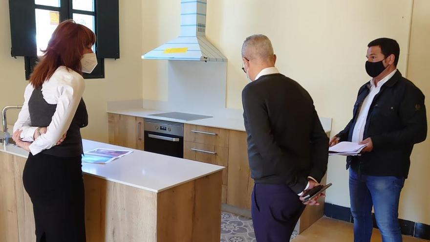 Girona instal·la una cuina i adequa tres espais a Sant Daniel