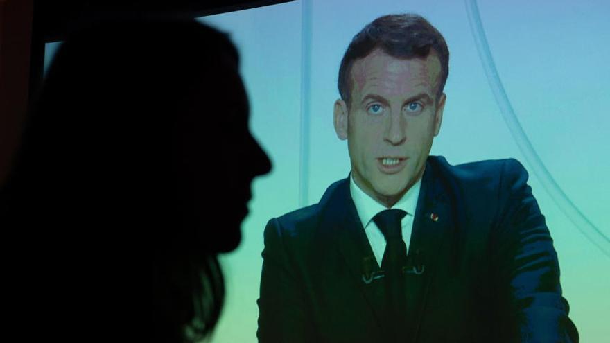 Francia podría retirar el confinamiento a partir del próximo 15 de diciembre
