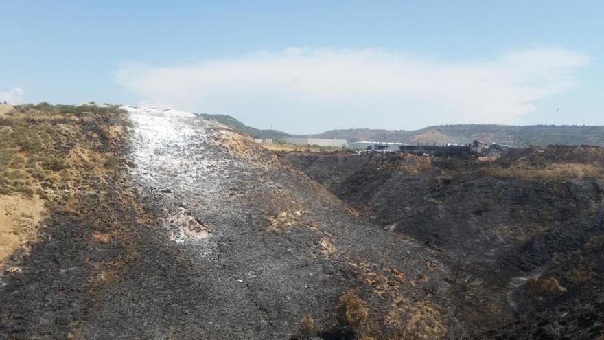 Los acusados por el incendio de la planta de Chiloeches se enfrentan a 19 años de cárcel