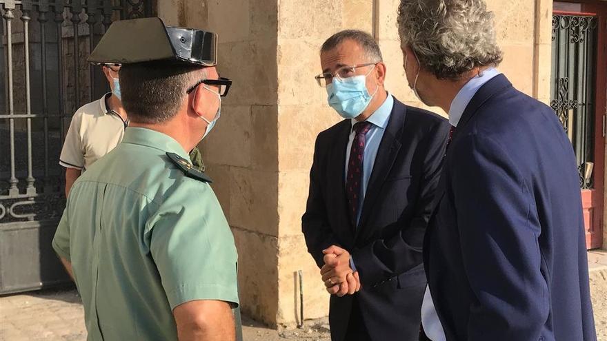 El Castell de Sant Ferran acull el XIV Seminari de Vigilància de Fronteres de la Guàrdia Civil
