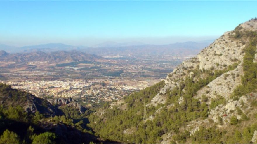 Sendero 8 de la Gran Senda | Alhaurín de la Torre - Pico Jabalcuza