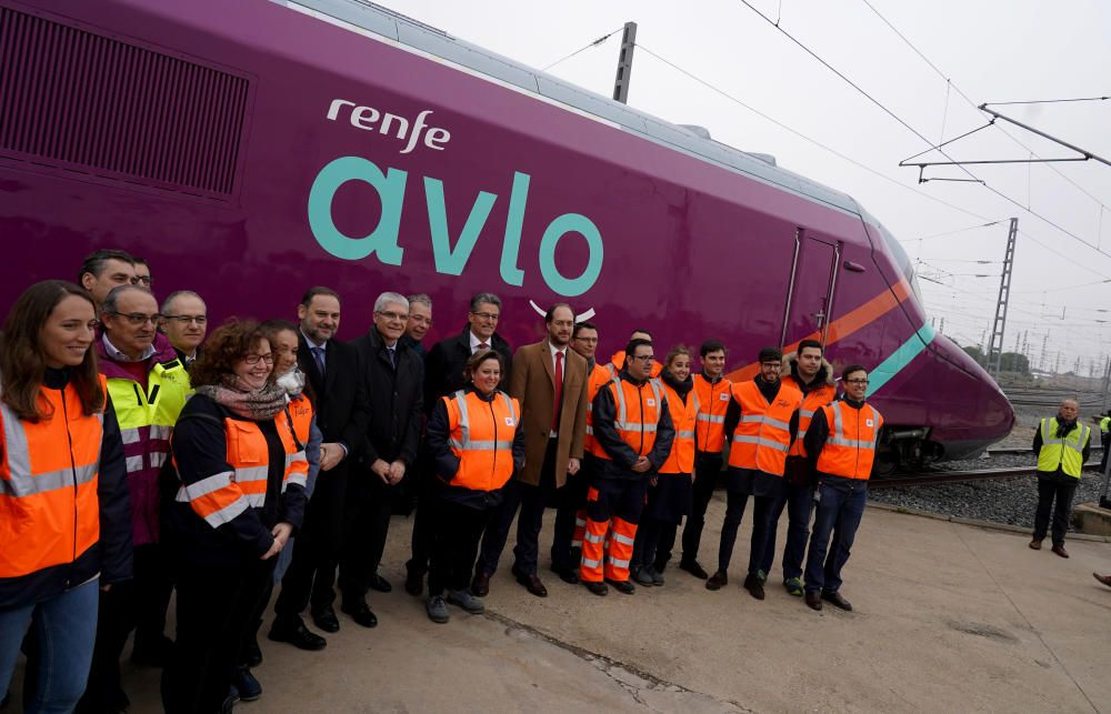 El AVE 'low cost' se llamará AVLO y arrancará el 6 de abril