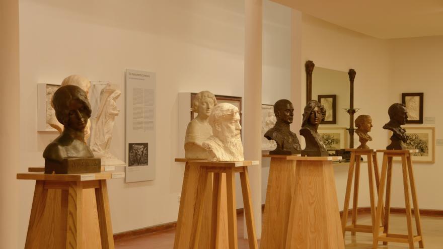Arqueología y esculturas en los museos de Crevillent