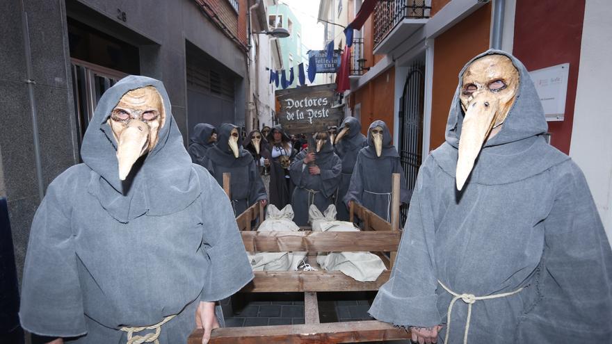 """Villena se adentrará en el """"Medievo en tiempos de peste"""""""