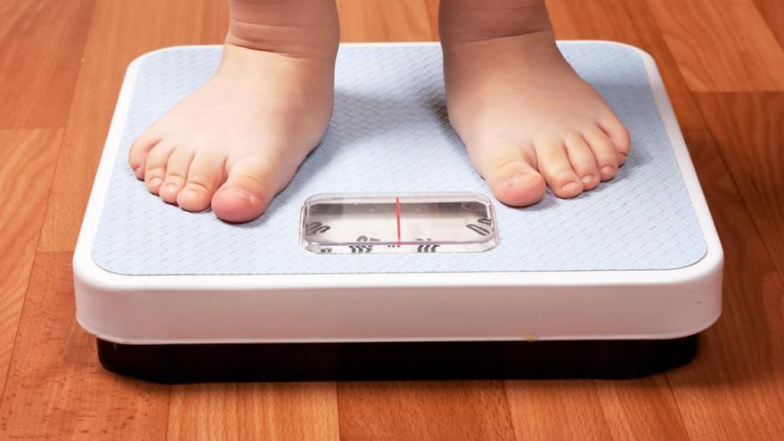 Una investigación de la UMH relaciona obesidad infantil con la sensibilidad tactil