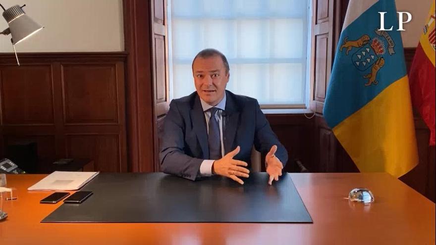 Hidalgo presenta el nuevo plan de ayudas a empresas y autónomos de la ciudad