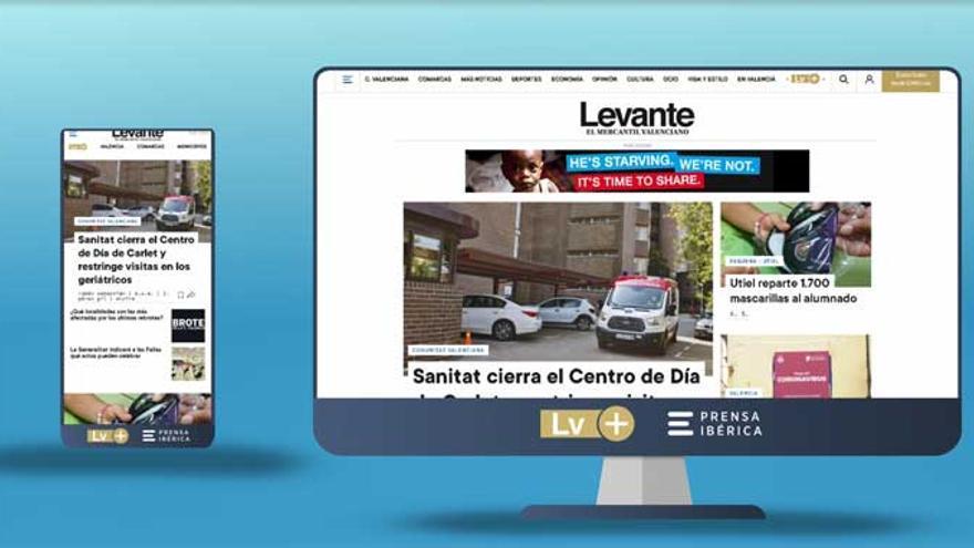 LEVANTE-EMV estrena nueva web con un diseño más visual e intuitivo