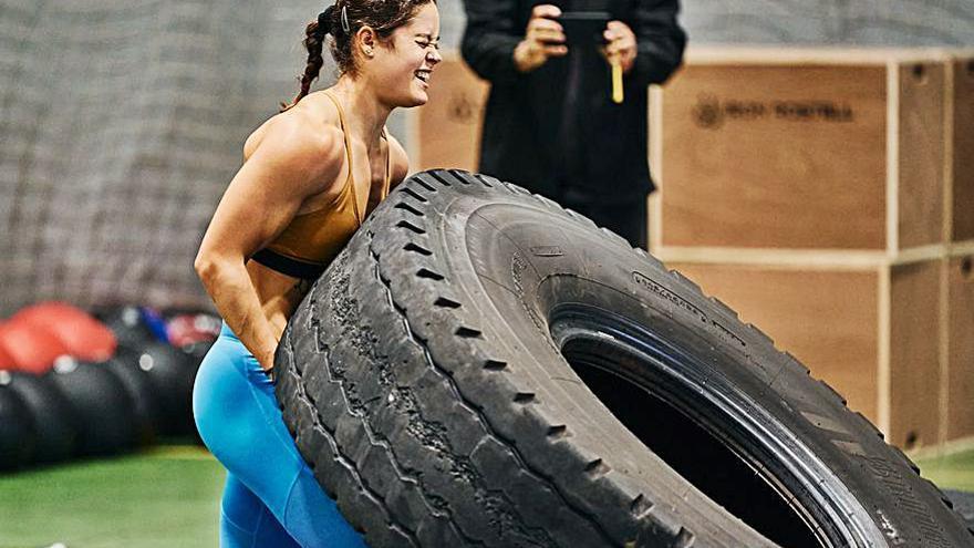 Lucía Lupiañez se hace con el triunfo en la categoría RX