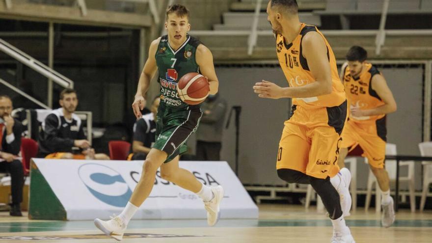 El CB Peñas Huesca se inscribe en la LEB Oro