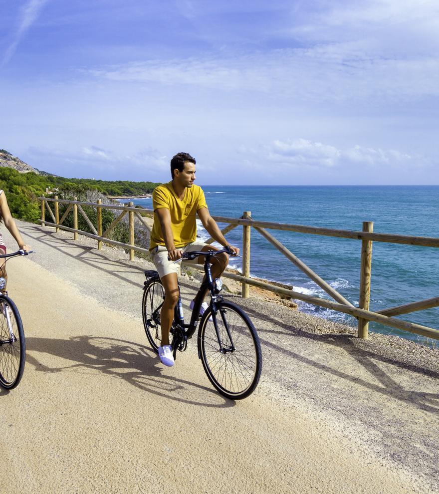 Castellón representa un escenario perfecto para disfrutar de la bicicleta