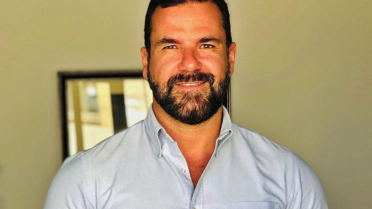 El empresario y cofundador de Ríos&Toth, Rafa Ríos.