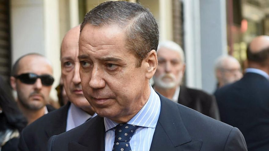 Zaplana llega a un acuerdo con Telefónica y deja la compañía