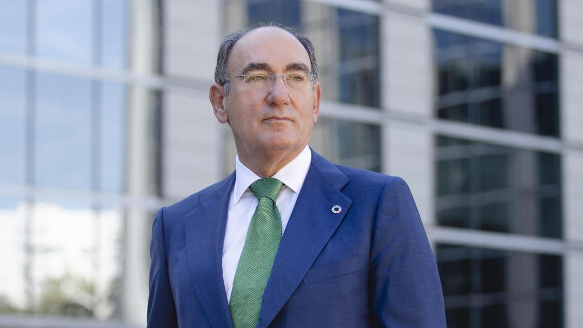 Ignacio S. Galán, presidente de Iberdrola.