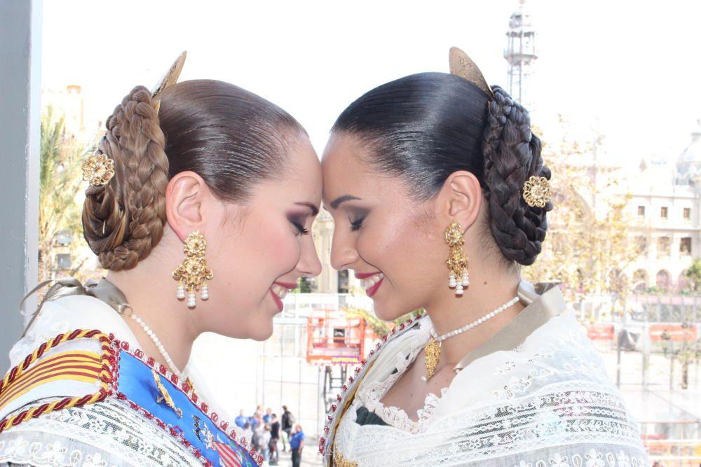 Tiempo de soñar. Marta Tejedo y Jessica Iranzo
