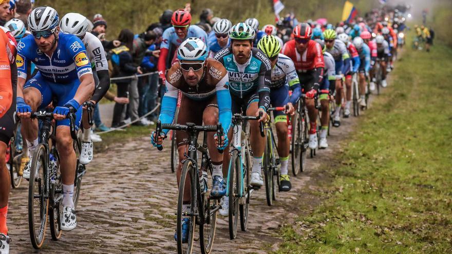 La París-Roubaix, aplazada al 3 de octubre