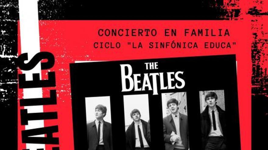 Los Beatles, en familia