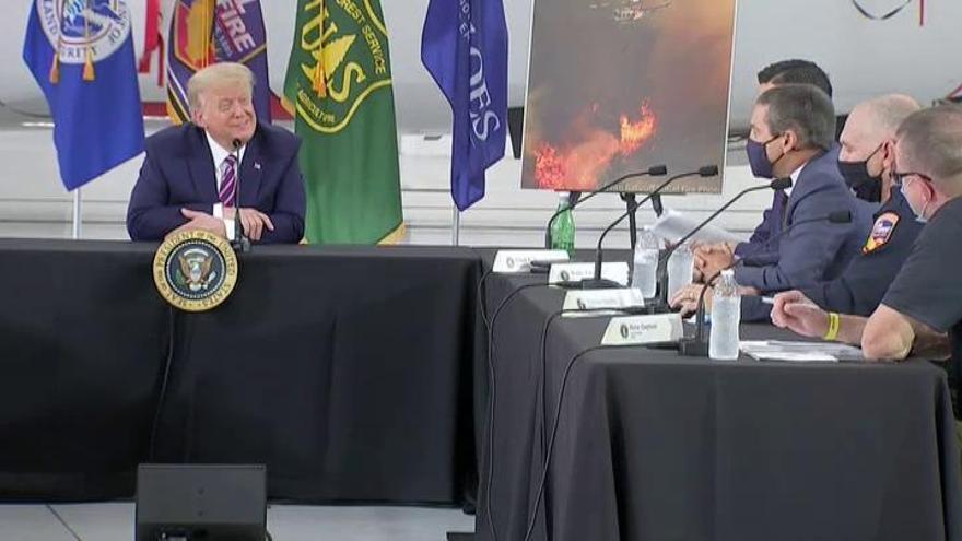 Donald Trump pone en cuestión a la ciencia que denuncia el cambio climático