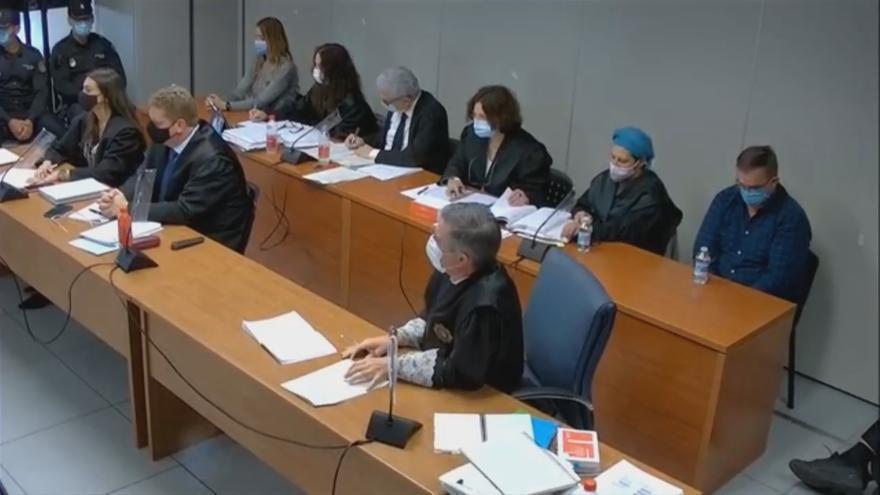 Juicio del Caso Maje: Los forenses aseguran que Antonio no tuvo posibilidad de defenderse