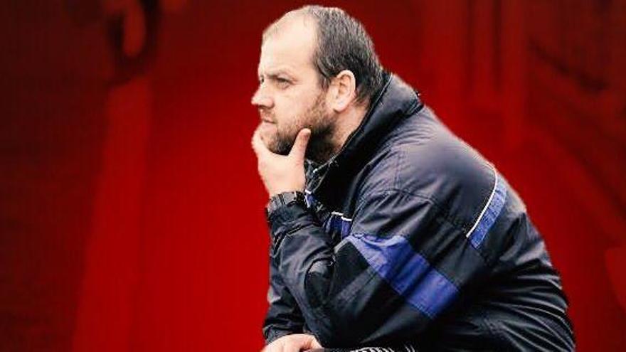 Iván Díaz Cuetos, nuevo entrenador del Racing de la Guía de Regional Preferente