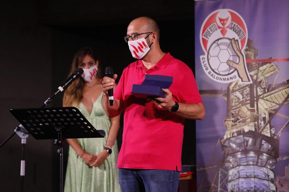 Gala Espartanos Rojiblancos 2021.