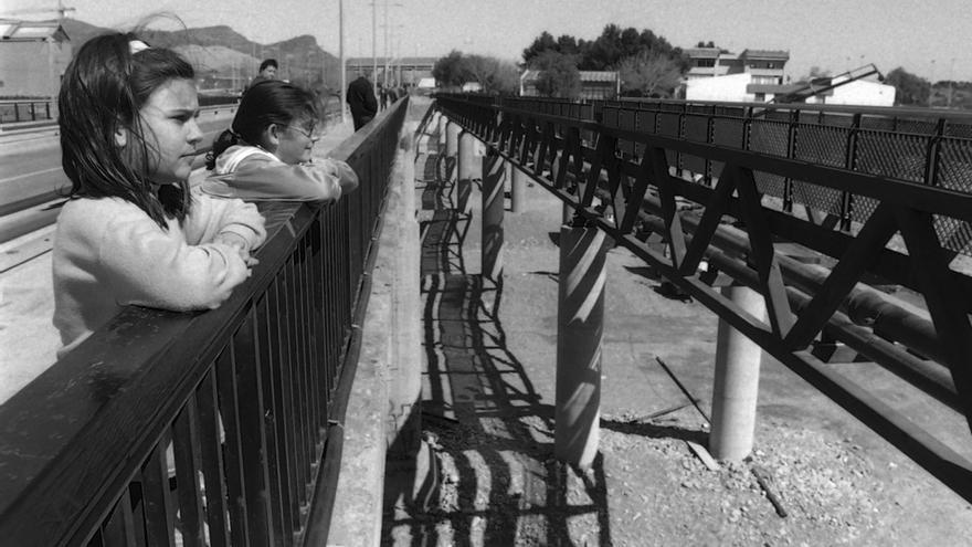 Hace 20 años en Sagunt. Un paseo por sus calles.
