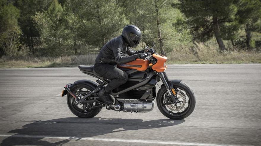 Harley-Davidson se electrifica para 2020