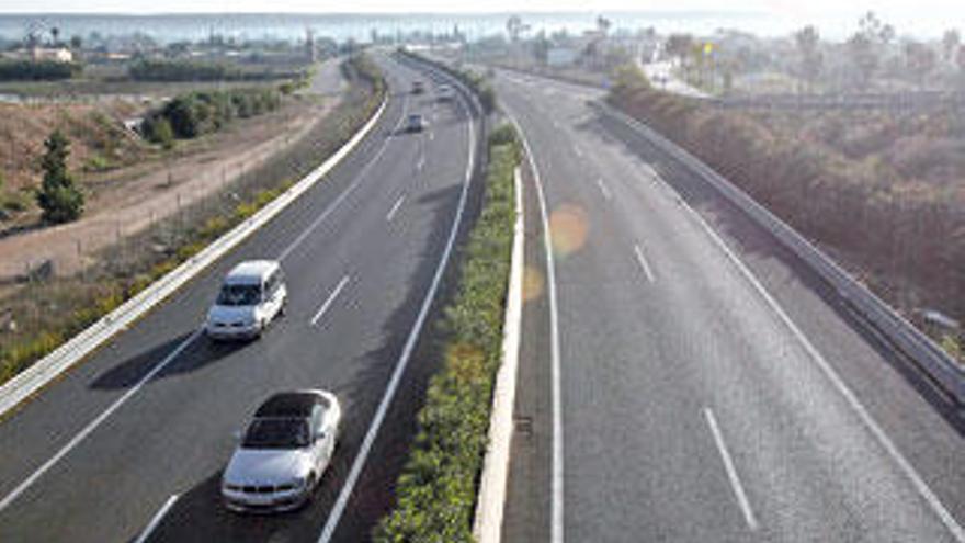 La UTE cobrará 500 millones de más por la autovía de Manacor si el peaje continúa inflándose