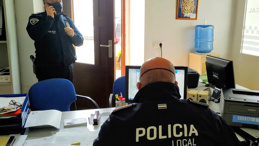 Policía Local y Guardia Civil intensificarán los controles de entrada a Monesterio con motivo de las Primeras Comuniones