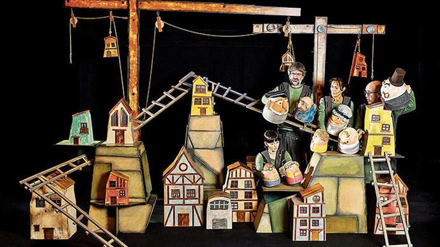 Kindertheater auf Mallorca ist alles andere als Kasperkram