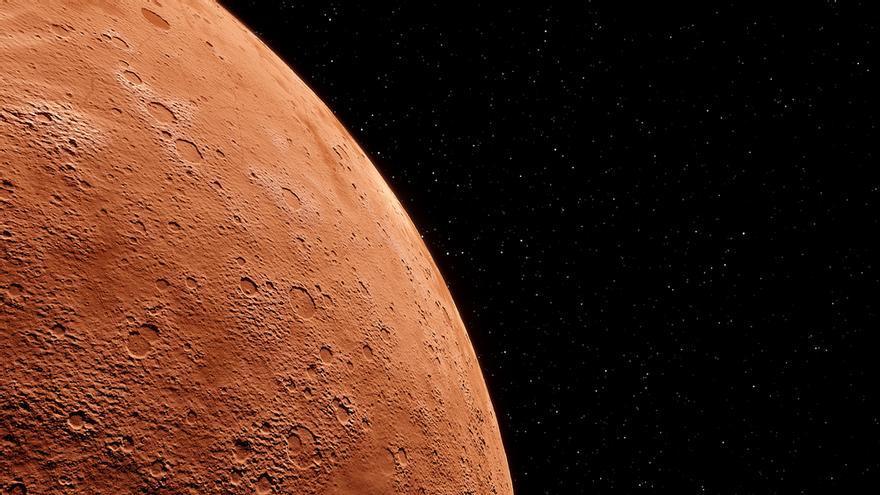 Sin rastro de gases que confirmen la presencia de vida en Marte