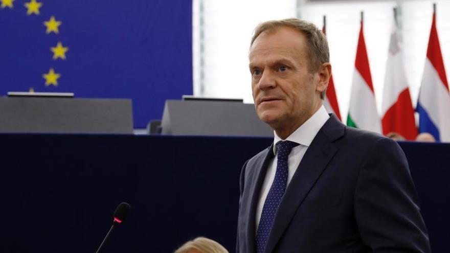 La UE anuncia una cumbre extraordinaria por el Brexit