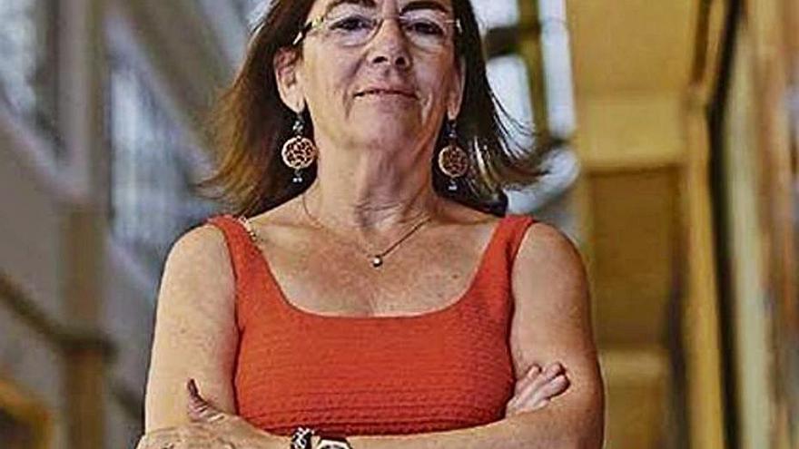 Carmen Orte: «Sueño con una UIB más abierta e internacional»