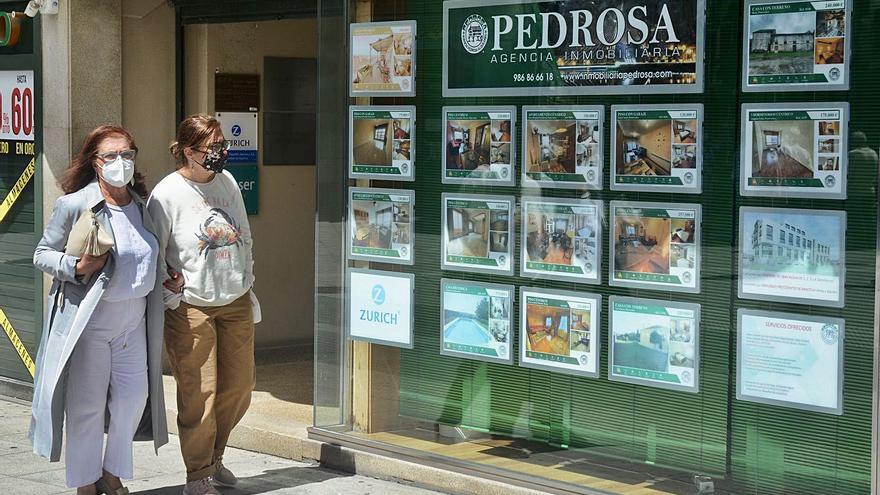 Los alquileres empiezan a exigir a los inquilinos gallegos el pago de la gestión de la inmobiliaria