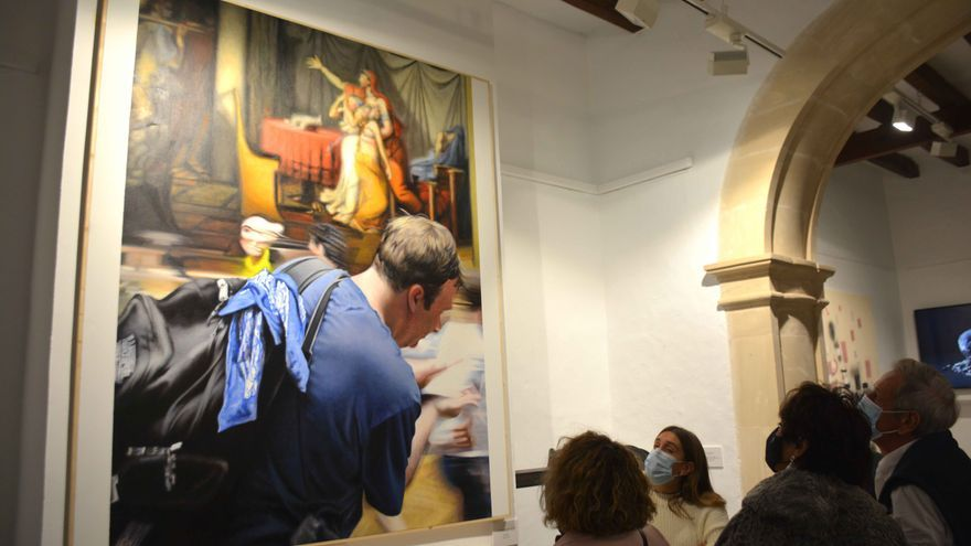 José Ramón Amondarain gana el VIII Premi Vila de Santanyí 'Francisco Bernareggi'