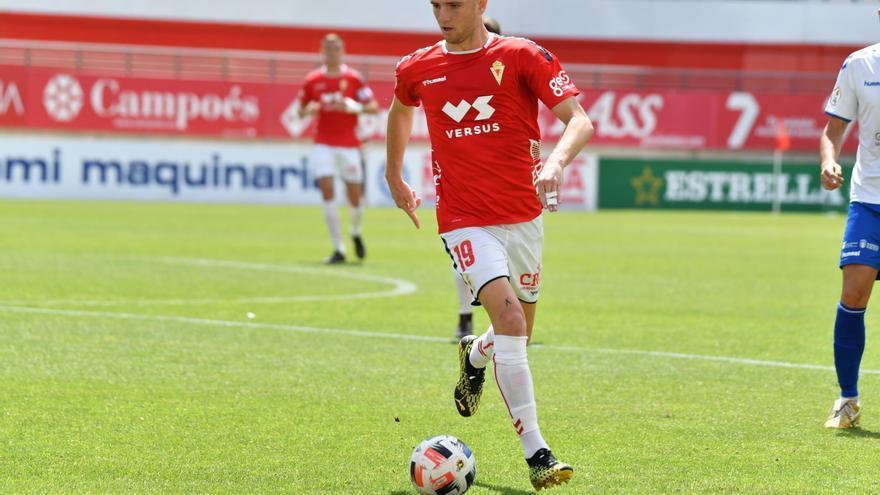 Alberto Toril no seguirá en el Real Murcia