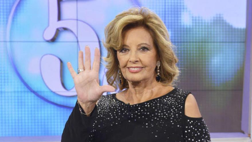 María Teresa Campos se venga de Telecinco en Telemadrid