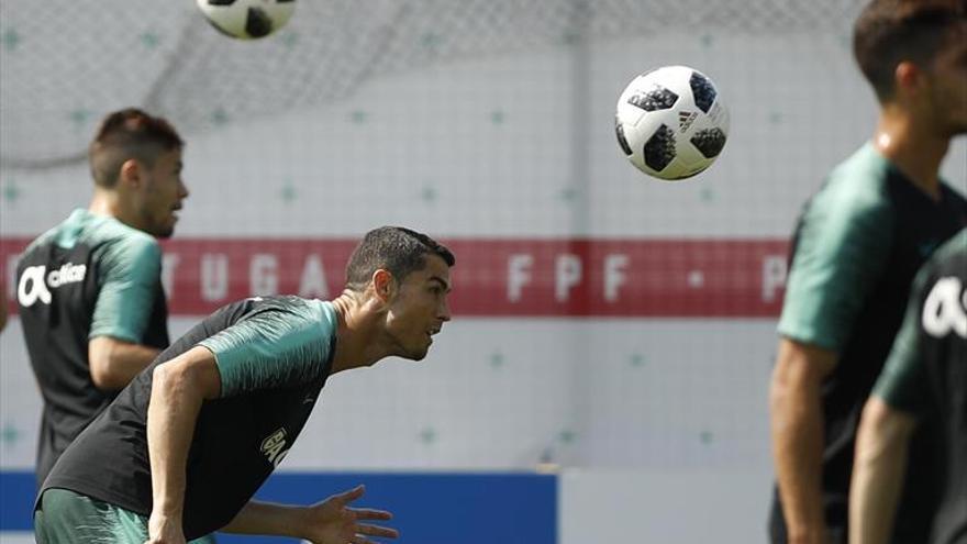 Queiroz amenaza a Portugal y a Cristiano