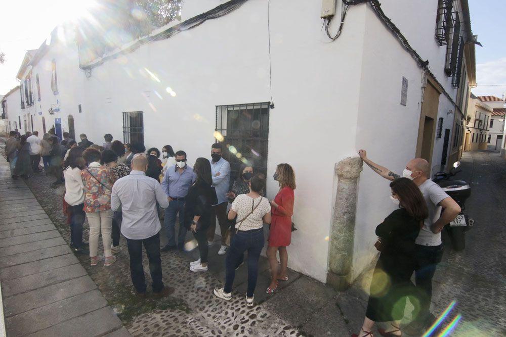 Patio de la calle Guzmanas
