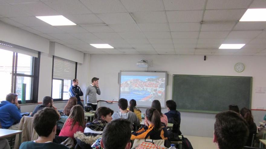 Queres coñecer alumnado doutros países?